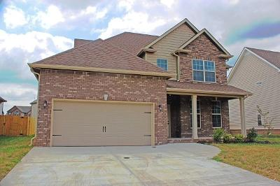 Clarksville Single Family Home For Sale: 89 Summerfield
