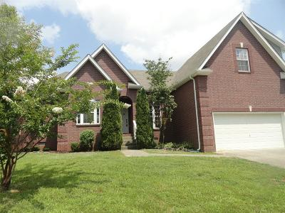 White House Single Family Home Under Contract - Showing: 113 E Winterberry Trl
