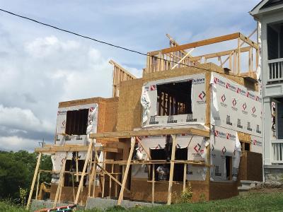 Nashville Single Family Home For Sale: 1024 A Argyle Ave