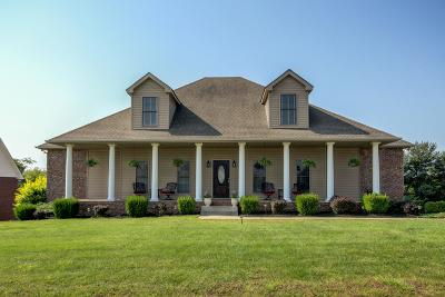 Clarksville Single Family Home For Sale: 870 Iron Wood Cir