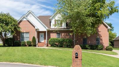White House Single Family Home For Sale: 110 Granite Ct