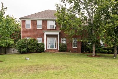 Nolensville Single Family Home Under Contract - Showing: 700 Honors Ct