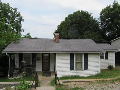 Columbia Single Family Home For Sale: 215 E 16th St