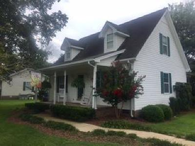 Shelbyville Single Family Home Under Contract - Showing: 706 Adams Dr