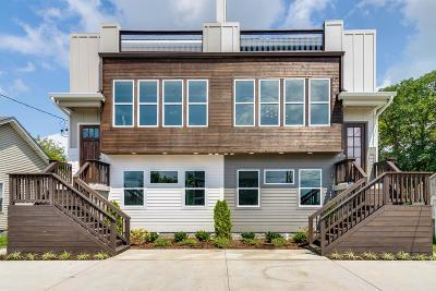 Nashville Single Family Home For Sale: 1013 A Alice St