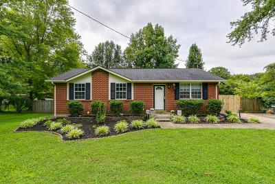 Pegram Single Family Home Under Contract - Showing: 251 Garcia Dr