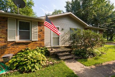 Christian County, Ky, Todd County, Ky, Montgomery County Single Family Home For Sale: 581 Waldorf Dr