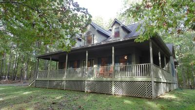 Monteagle Single Family Home For Sale: 1828 Hickory Pl
