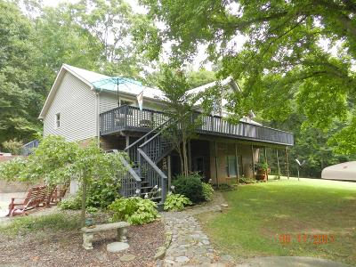 Clarksville Single Family Home For Sale: 2700 Sulphur Springs Rd