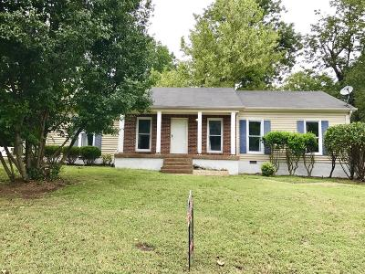 Mount Juliet Single Family Home Under Contract - Showing: 145 Lucy Dr.