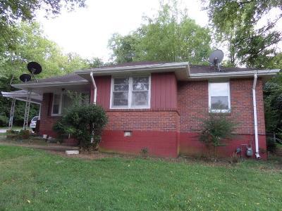 Nashville Single Family Home For Sale: 2412 Whites Creek Pike