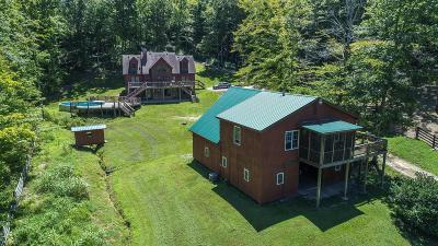 Kingston Springs Single Family Home Under Contract - Showing: 1050 Cc Rd