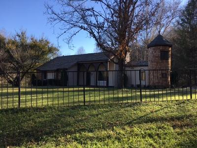 Ashland City Single Family Home For Sale: 1017 Rustic Hills Dr