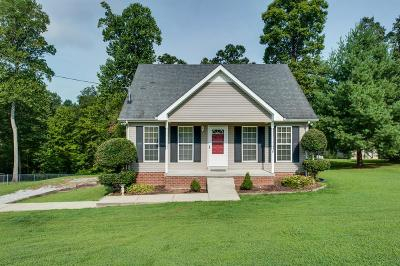 White Bluff Single Family Home Under Contract - Showing: 114 Coach Dr