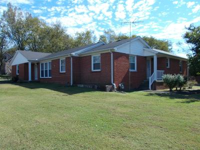 Gallatin Single Family Home Under Contract - Showing: 647 Hartsville Pike