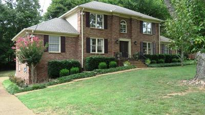 Hendersonville Single Family Home For Sale: 121 Jefferson Dr