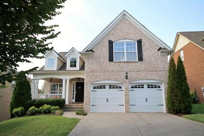 Nolensville Single Family Home Under Contract - Showing: 9005 Macauley Ln