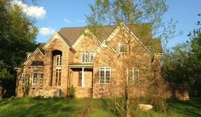 Williamson County Single Family Home For Sale: 8992 Horton Hwy