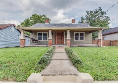 Nashville Single Family Home For Sale: 617 S 11th St