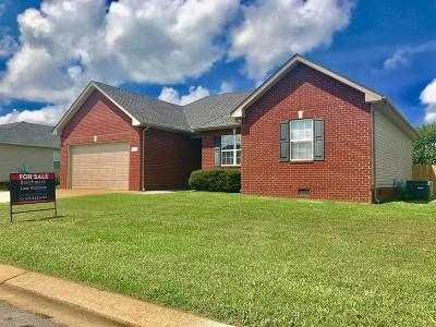 Single Family Home Under Contract - Showing: 4916 Lentil Dr