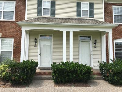 Thompsons Station Rental For Rent: 107 Newport Cove Ct #107