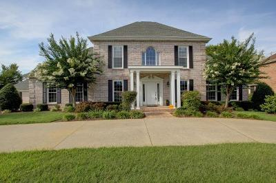 Clarksville Single Family Home For Sale: 2579 Hedgerow Ln