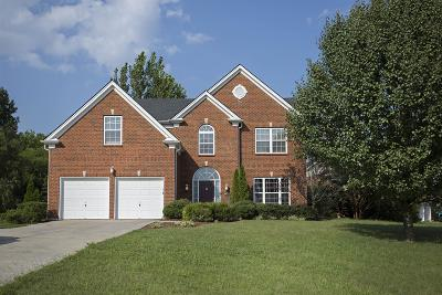 Mount Juliet Single Family Home For Sale: 2700 Valley Forge Ct