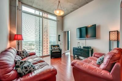 Nashville Condo/Townhouse For Sale: 415 Church St Apt 2912 #2912