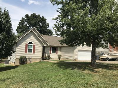 Lavergne Single Family Home Under Contract - Showing: 1804 Rory Cv
