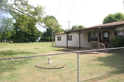 Clarksville Single Family Home For Sale: 2411 Old Russellville Pike