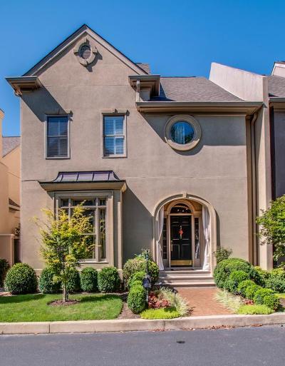 Nashville Single Family Home For Sale: 149 Brighton Close