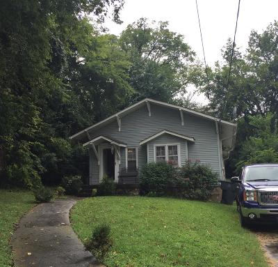Nashville Single Family Home For Sale: 2229 11th Ave S