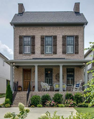 Nashville Single Family Home For Sale: 1917 Warfield Dr