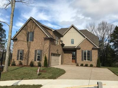 Hendersonville Single Family Home For Sale: 327 Archer Way East