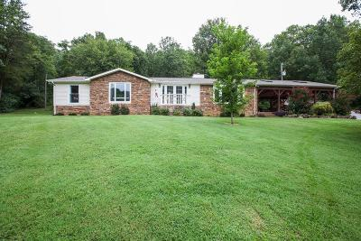 Franklin Single Family Home For Sale: 3148 Boxley Valley Rd