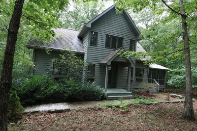Monteagle TN Single Family Home For Sale: $264,900
