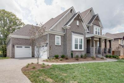 Wilson County Single Family Home For Sale: 1012 Stone Brook Cv