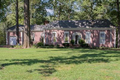 Kingston Springs Single Family Home For Sale: 221 Harpeth View Trl