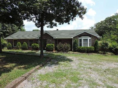 Mount Juliet Single Family Home Under Contract - Showing: 2676 Nonaville Rd