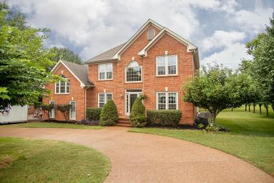 Hendersonville Single Family Home For Sale: 110 Wyncrest Way