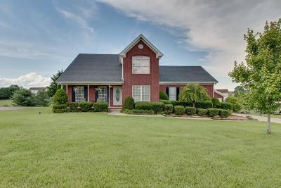 Pleasant View Single Family Home For Sale: 2009 Elaina Jeanne Dr.