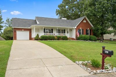 Clarksville TN Single Family Home For Sale: $165,000