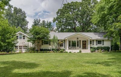 Davidson County Single Family Home For Sale: 918 Bresslyn Rd