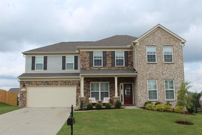 Hendersonville Single Family Home For Sale: 1006 Mayhaw Ln