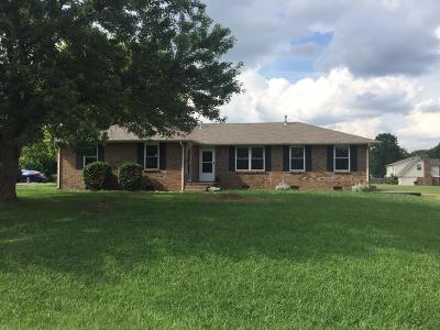 Rutherford County Rental For Rent: 345 Caroline Dr. #A