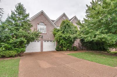 Brentwood  Single Family Home For Sale: 413 Springer Ct