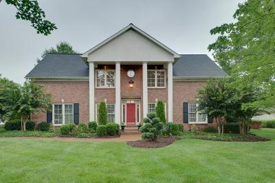 Brentwood  Single Family Home Under Contract - Showing: 515 Dekemont Ln