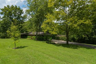 Nashville Single Family Home Under Contract - Showing: 2124 Brookview Dr