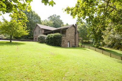 Kingston Springs Single Family Home For Sale: 1175 Simms Heights Rd
