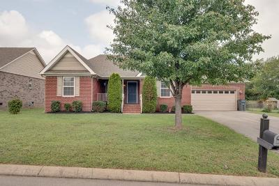 Columbia Single Family Home For Sale: 1904 Spears Ln